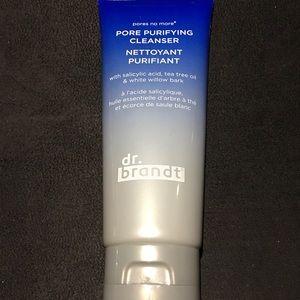 NEW Dr. Brandt Skincare pores no more cleanser